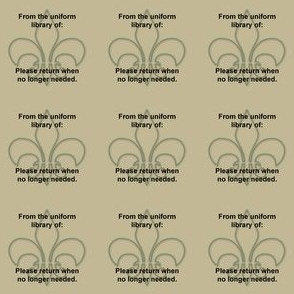Uniform Library Tags