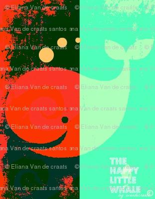 Happy_Whale_by_evandecraats_in_orangegreen