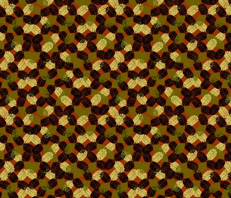harmonious_02 fabric by glimmericks on Spoonflower - custom fabric