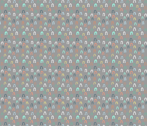 lucky fabric by katherinecodega on Spoonflower - custom fabric