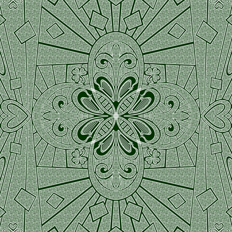 celtic_lace fabric by glimmericks on Spoonflower - custom fabric