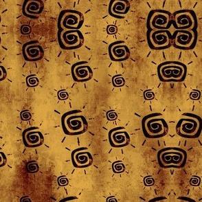 Tribal Spirals & Wine