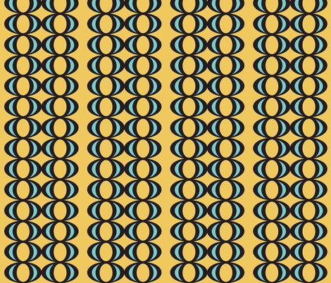 Sunshine fabric by designedtoat on Spoonflower - custom fabric