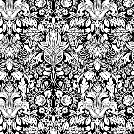 Eden fabric by flyingfish on Spoonflower - custom fabric