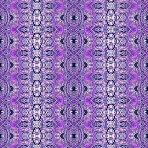 Purple Stripe to Go
