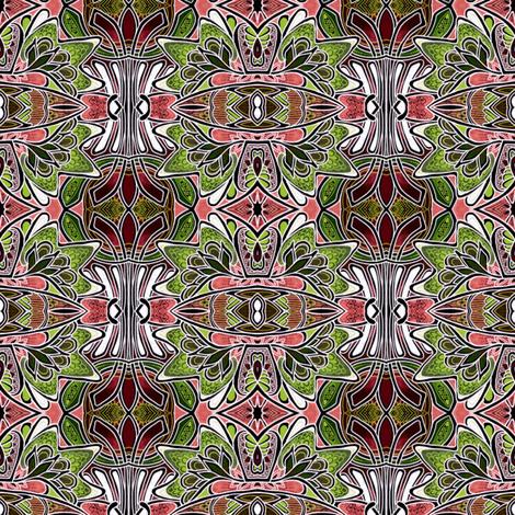 Couch Safari Jungle fabric by edsel2084 on Spoonflower - custom fabric
