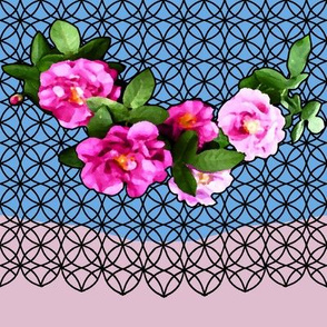 Rose_Garland_blue_pink_black_lace_6a__8_x72