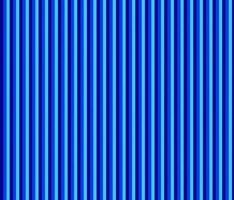 Blue stripes (Blue bayou companion fabric) fabric by whimzwhirled on Spoonflower - custom fabric