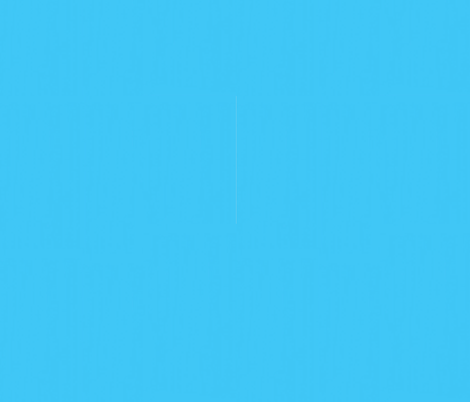 Light Blue Solid Blue Bayou Collection Fabric