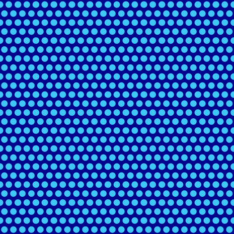 Two tone blue dots (blue bayou collection) fabric by whimzwhirled on Spoonflower - custom fabric