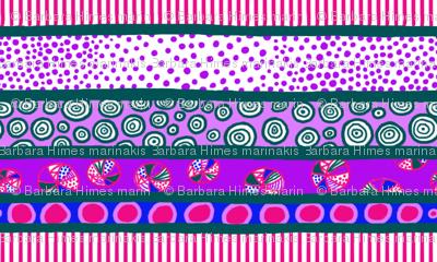 Zig-Zaggy Kids: Stripe Coordinate