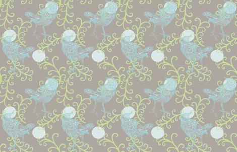 evening song horizontal fabric by keweenawchris on Spoonflower - custom fabric