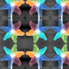 Pinwheel X-Ray