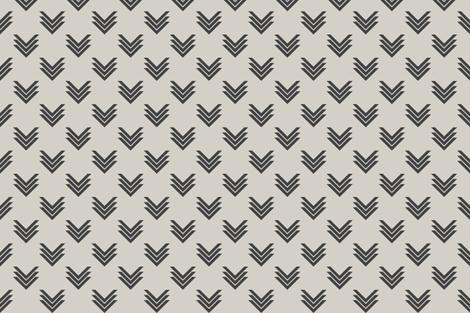 Chevrons fabric by candyjoyce on Spoonflower - custom fabric