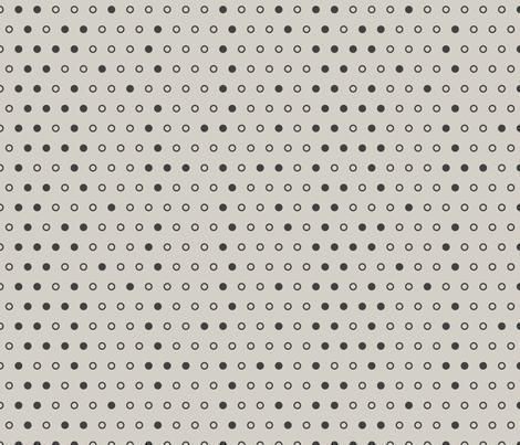 Random Circles fabric by candyjoyce on Spoonflower - custom fabric