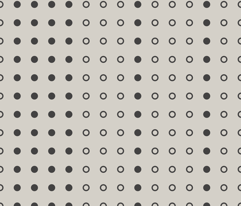 Uniform Circles fabric by candyjoyce on Spoonflower - custom fabric