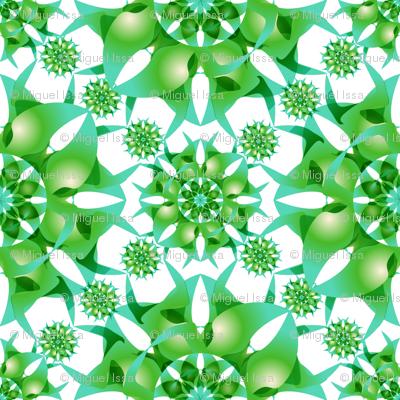 Green_Flower_Mandala