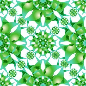 Green_Flower_Mandala