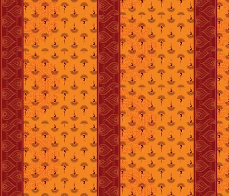 India Dream fabric by flyingfish on Spoonflower - custom fabric