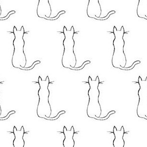 Cat Outline