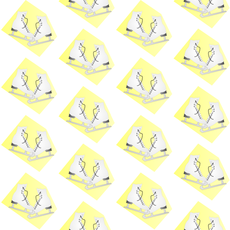 ice_skates_olympic_spoonflower_6_23_2012 fabric by compugraphd on Spoonflower - custom fabric