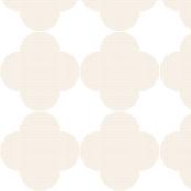 geometric wallpaper - brown