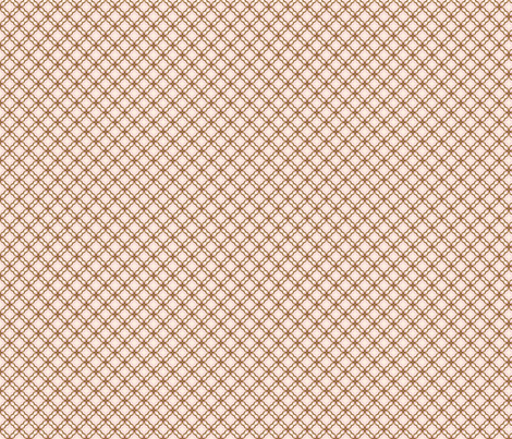 Pink Lattice fabric by maritcooper on Spoonflower - custom fabric