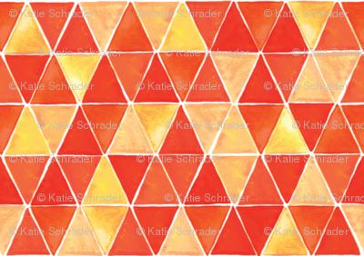 Jupiter Triangles