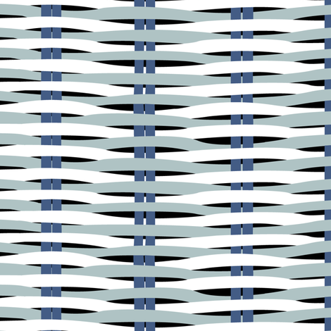 Wickar fabric by ivoryshades on Spoonflower - custom fabric
