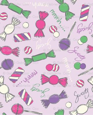Sweet Mix - Lilac