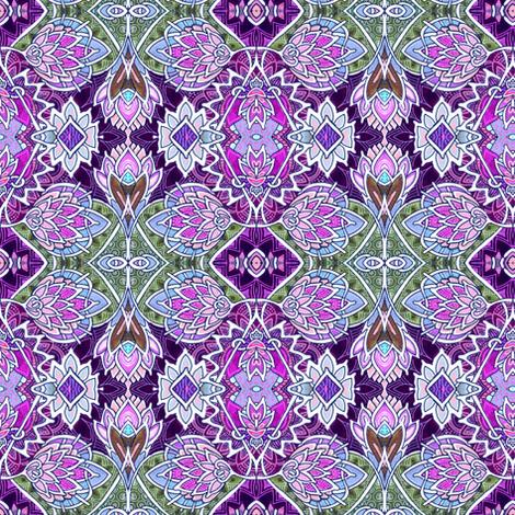 Epistle on Thistle fabric by edsel2084 on Spoonflower - custom fabric