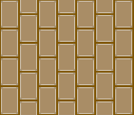 Picture Perfect Beige fabric by anniedeb on Spoonflower - custom fabric