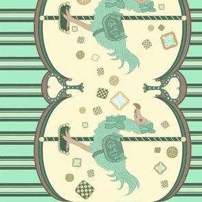 Dodo Cookie Carousel