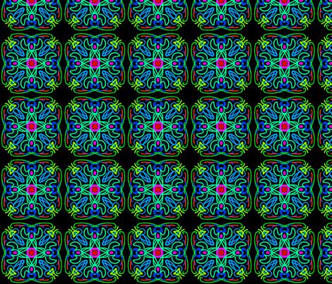 kaleidoscope_23 fabric by mammajamma on Spoonflower - custom fabric