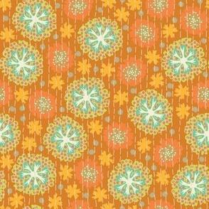 Kantha Floral 2