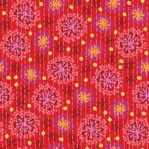 Kantha Floral 5