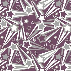 Space Stars 75 Grey