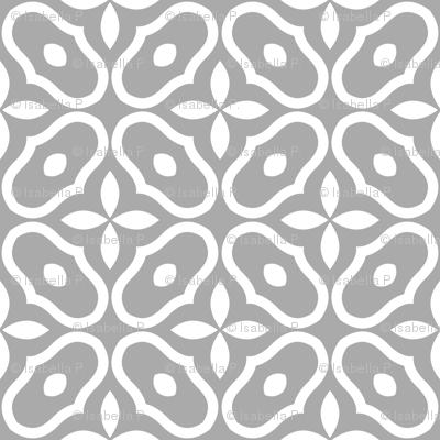 Mosaic - Light Grey