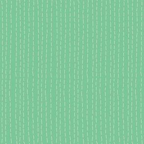 Kantha Stitch Turquoise