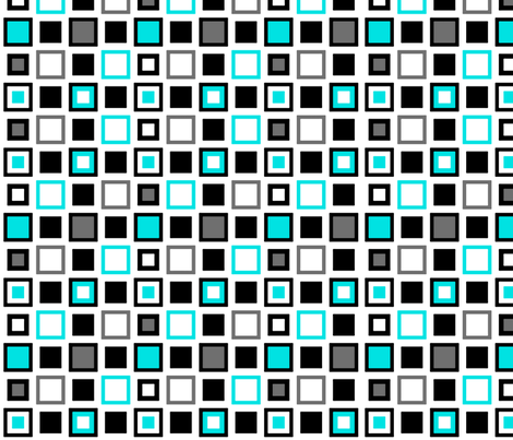 Hi-lite Check fabric by flyingfish on Spoonflower - custom fabric