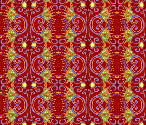 eppleyanna maisie-ed fabric by hooeybatiks on Spoonflower - custom fabric