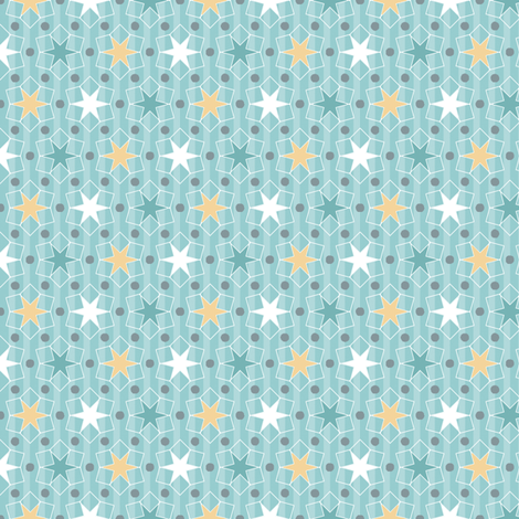 Stars & Stripes | aexcolombo.com fabric by studioalex on Spoonflower - custom fabric