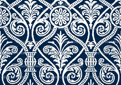 Italianate blue