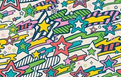 Stripey Stars