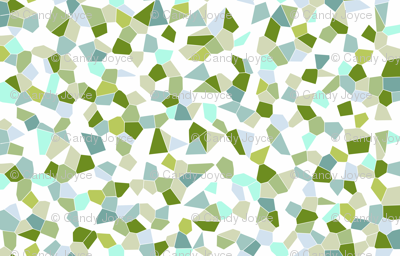 Random Voronoi