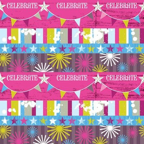 A Celebration with Stars and Stripes