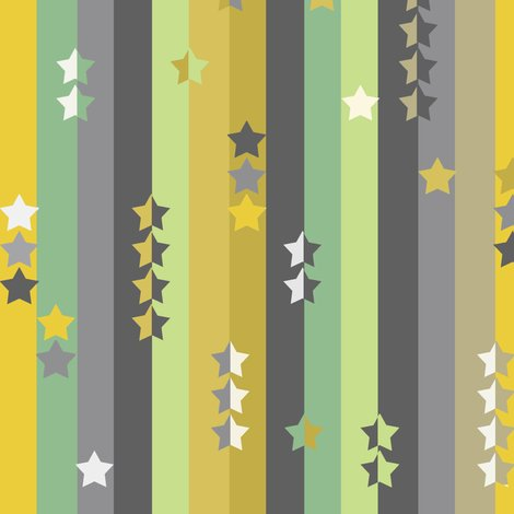 Rrrrrstripes_yellows_and_greys_with_stars_large_4x_2xgreen_stripe_2_copy_shop_preview