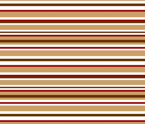 Barrel Monkey Coordinating Stripe fabric by stickelberry on Spoonflower - custom fabric