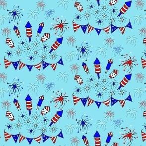 Stars & Stripes...Fireworks too!