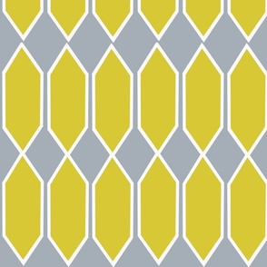 Lattice in Citron and Ash